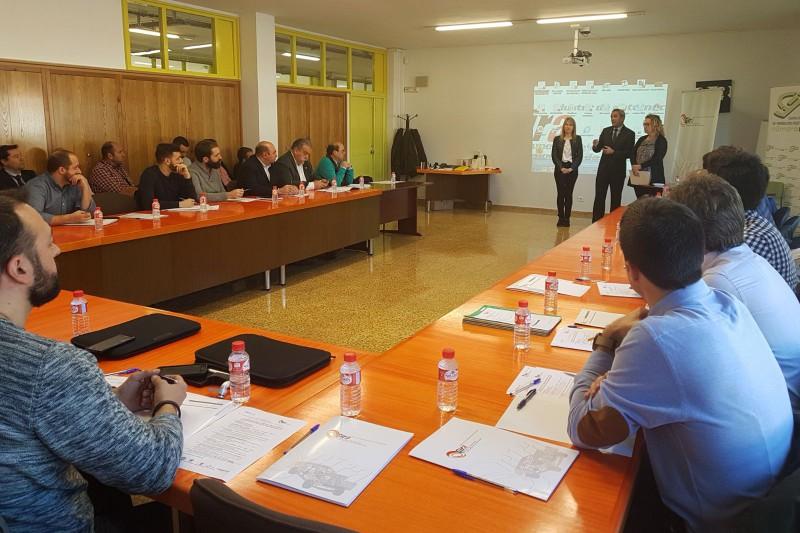 El encuentro contó con la asistencia de unos 50 expertos del sector de automoción en Cantabria, Castilla y León y Asturias.